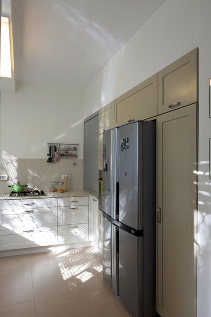 interior kitchen the home tel aviv design | Small apartment in Tel Aviv - Modern - Kitchen - tel aviv ...