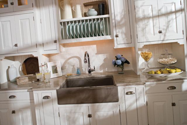 Small Beach House Kitchen Beach Style Kitchen