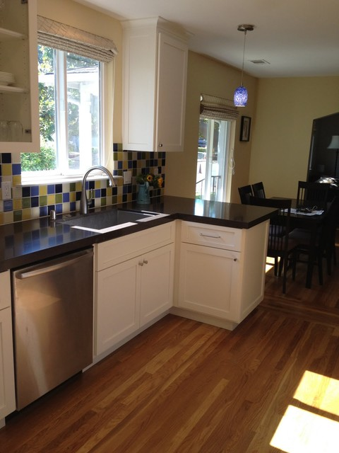 Small Bungalow Kitchen Remodel American Traditional Kitchen San Francisco By Lydia Lyons Designs Houzz