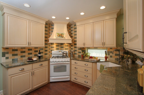 What made you decide on white appliances vs stainless steel?
