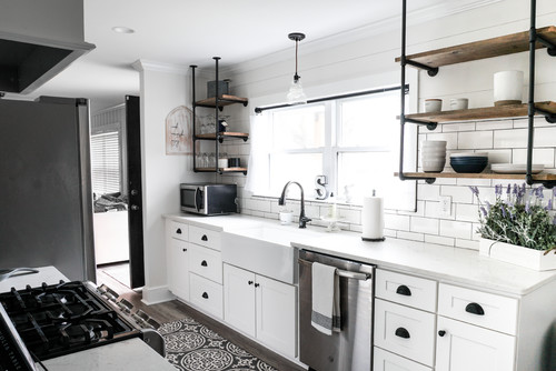Small Kitchens Can Be Chic! 5 Ideas to Try Based on Your ...