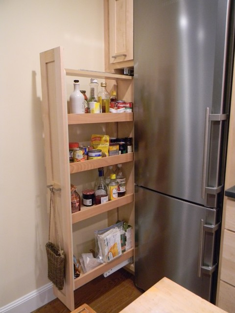 Small Kitchen contemporary-kitchen