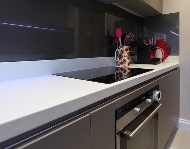 KITCHEN Modern Kitchen Sussex By Parker Bathrooms amp Kitchens