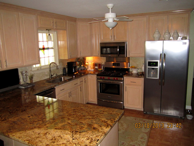 Small kitchen remodel for Kitchen remodels for small kitchens