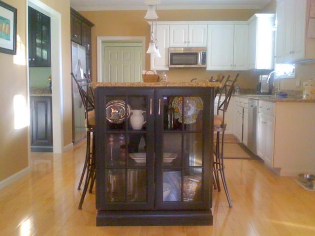 Small Kitchen Remodel - Traditional - Kitchen - boston