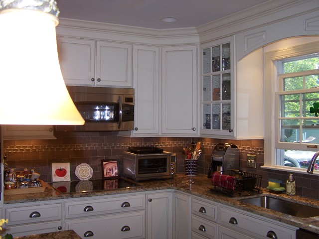 Small Kitchen Remodel West Chester Traditional Kitchen Philadelphia By Chester County