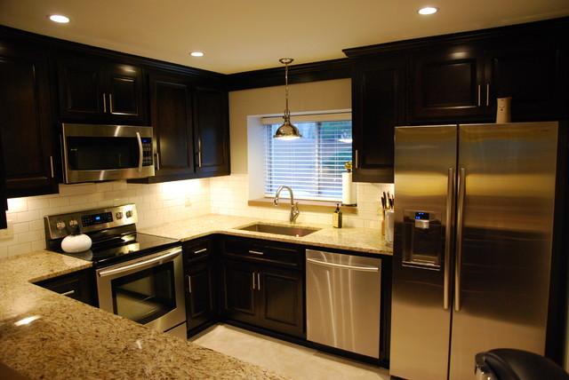 Small kitchen smart updates modern kitchen other for Modern kitchen updates