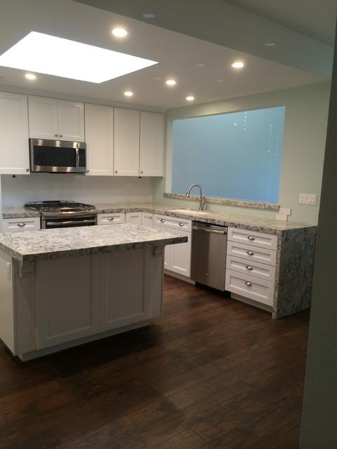 Small Palm Desert Kitchen Upgrade Traditional Kitchen Orange County By Michelle Schuman