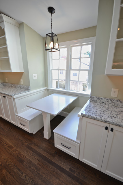 Small Ranch Addition, Private Residence, Richmond, VA traditional-kitchen