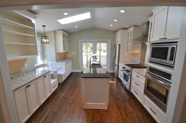 Small ranch addition private residence richmond va for Kitchen design richmond va