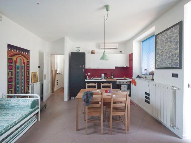 Small Studio Apartment Renovation