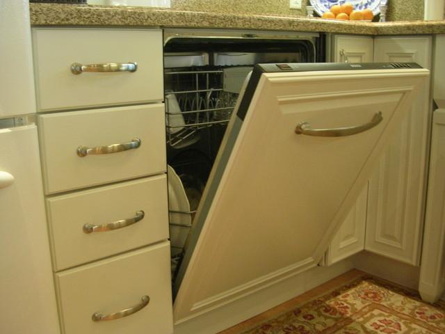 Cabinet Front Dishwasher | Houzz