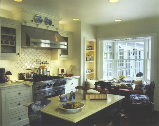 small yellow kitchen range view kitchen other by cheryl casey