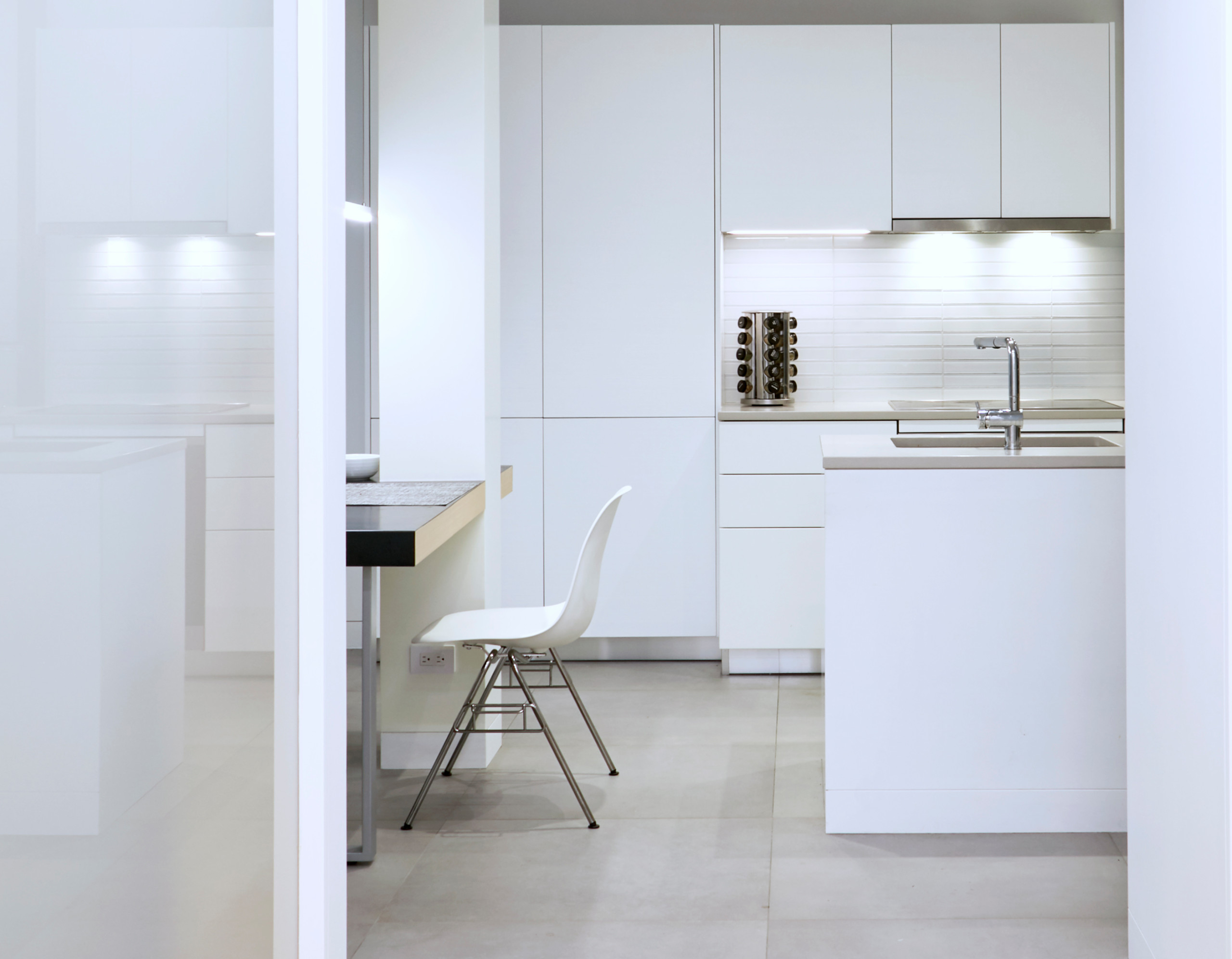 Smart Compact NYC Apartment | Multi-Functional