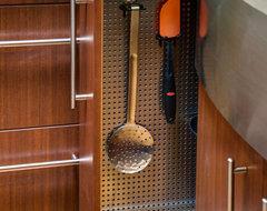 Smart Condo Living Kitchen - Burlingame, CA - Designed By Carole Hedstrom kitchen