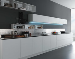 Smart kitchen storage design contemporary