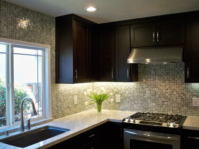 Interior Designers & Decorators. Smart Small Kitchen modern-kitchen