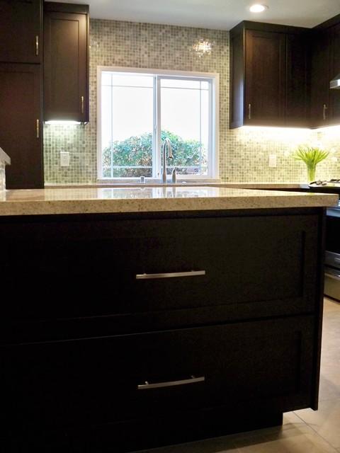 Smart Small Kitchen modern-kitchen