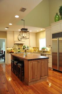 Granite Countertops Albany Ga : Smart Storage Kitchen Renovation, Albany, Ga