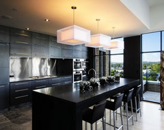 Smith Designs contemporary-kitchen