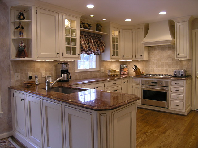 Smith Ii Kitchen 1 Traditional Kitchen Dc Metro By