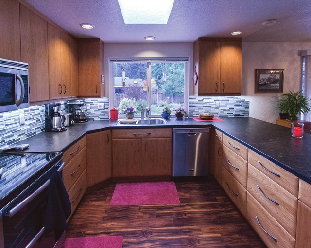 Smith Lacey Wa Contemporary Kitchen Other By Cabinets By Trivonna