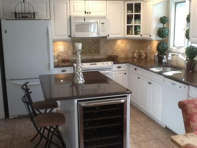 smithtown kitchen uplift traditional kitchen new