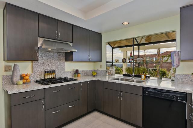 Smokey Hills Kitchen contemporary-kitchen