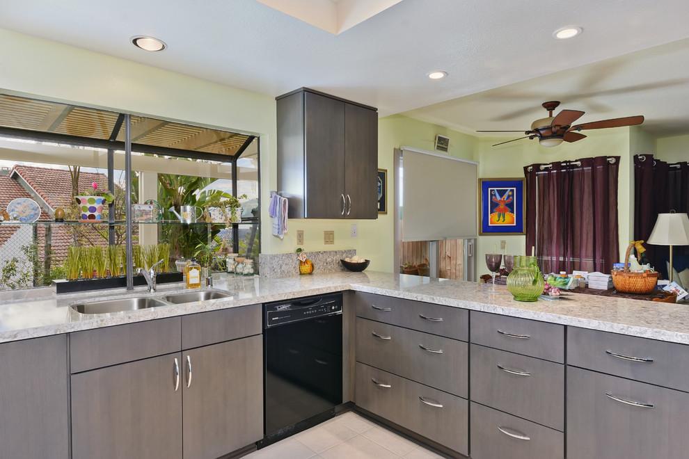 Smokey Hills Kitchen - Contemporary - Kitchen - San Diego ...