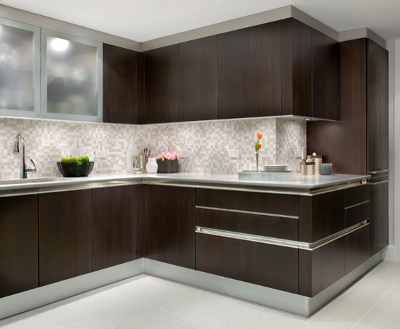 Snaidero\'s Idea cabinets - Contemporaneo - Cucina - Chicago - di ...
