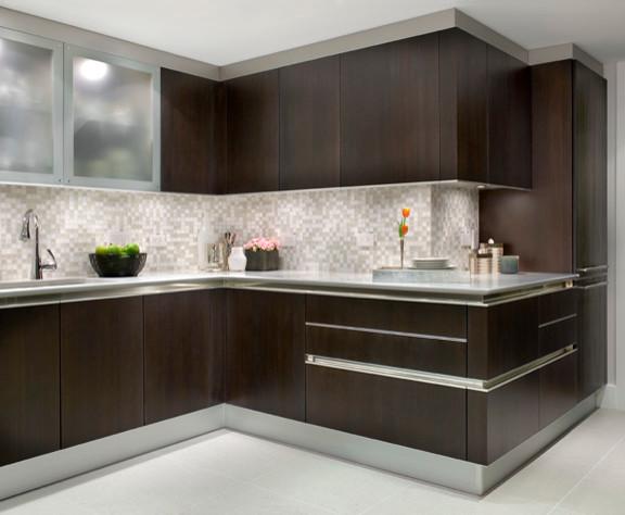 Snaidero S Idea Cabinets Contemporary Kitchen