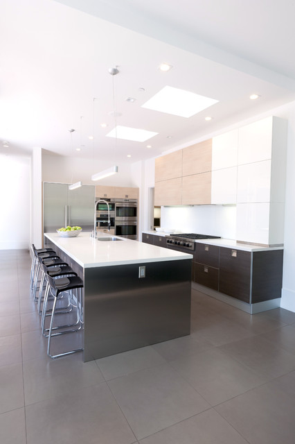 SNOWBERRY LN RESIDENCE contemporary-kitchen