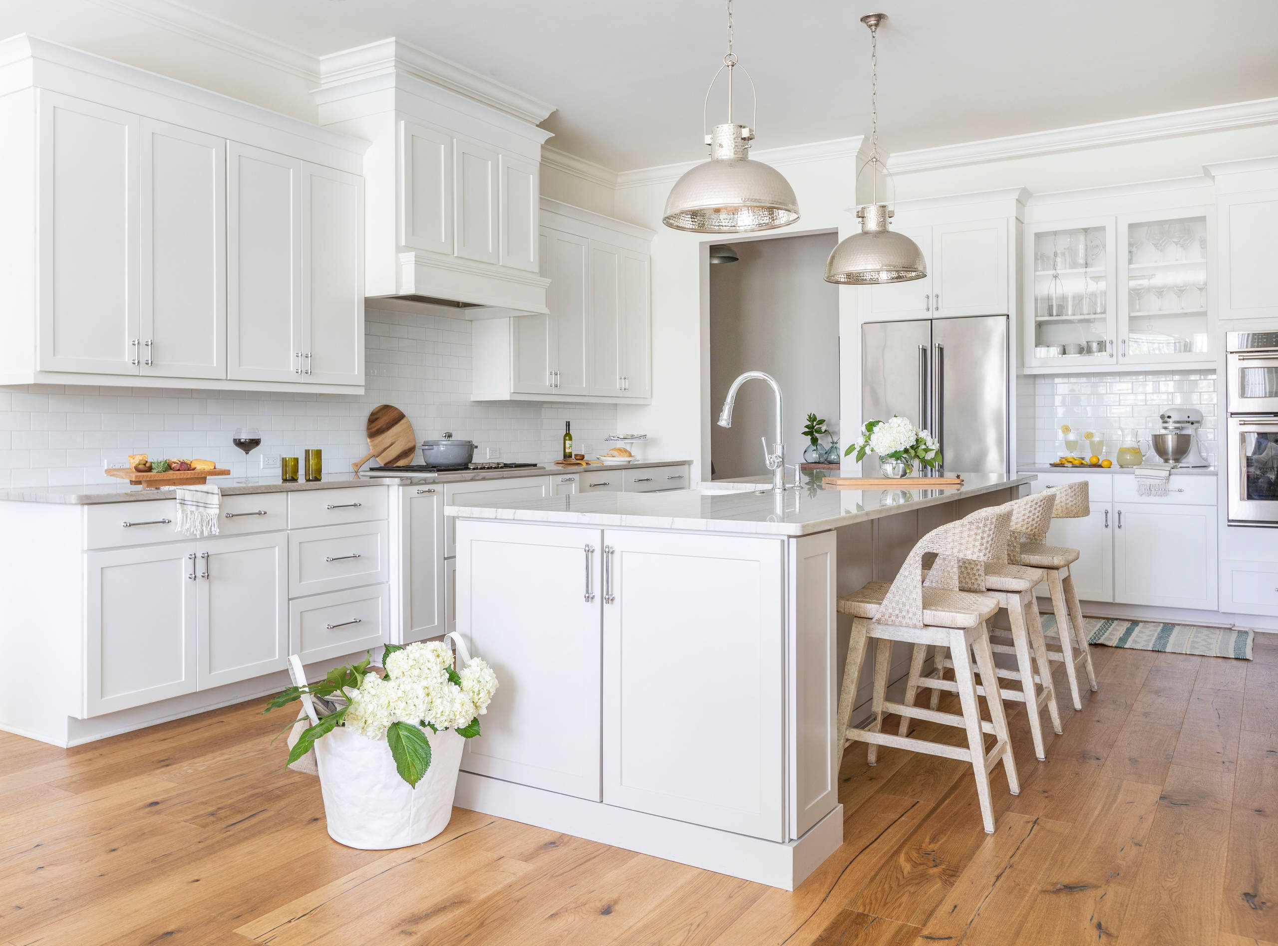 Image of: 75 Beautiful Kitchen With Subway Tile Backsplash Pictures Ideas November 2020 Houzz
