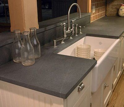 Zilian Soapstone Countertops on