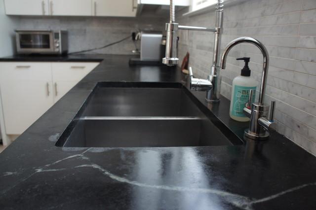 Soapstone Installed Kitchen Traditional