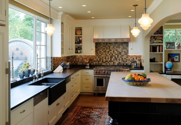 Soapstone Kitchen kitchen