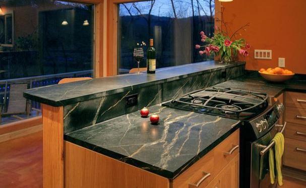 Soapstone Kitchens traditional-kitchen
