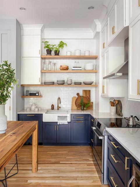 Kitchen Design 11x13 Room: Soaring South End Kitchen