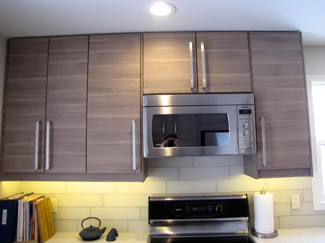 Kitchen cabinet accessories edmonton - Sofielund Kitchen Renovation Contemporary Kitchen