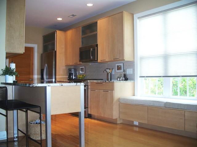 Soft Modern modern-kitchen