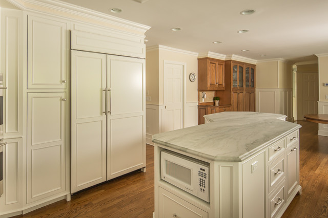 Cabinets in ct traditional kitchen new york by ackley cabinet