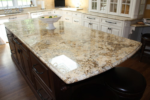 Granite vs. porcelain countertops - the pros and cons