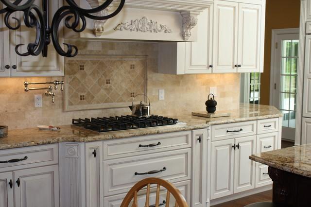 Solarius Granite Kitchen Countertops Newtown Connecticut Traditional Kitchen