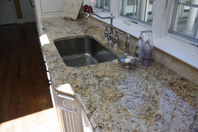 Solarius granite kitchen countertops Newtown Connecticut ...