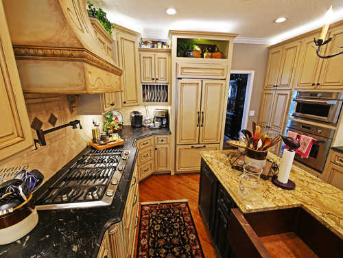 What Brand Are The Cabinets And Color