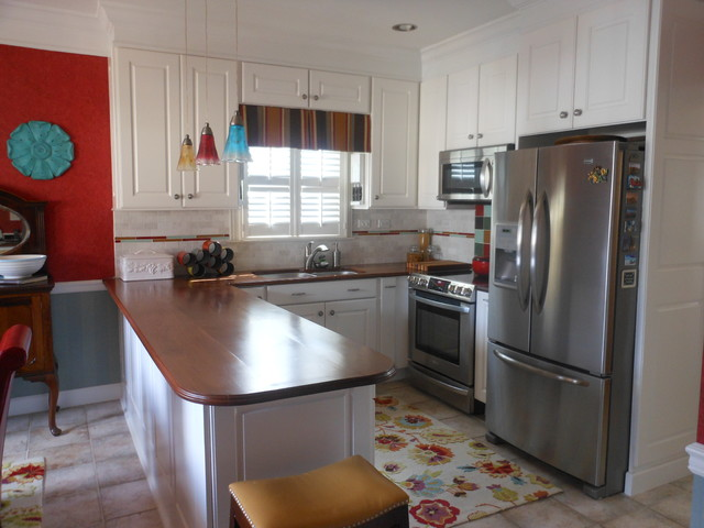Some of the Photos you will see on our main Houzz page traditional-kitchen