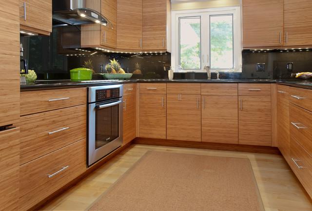 Somrak Kitchens contemporary-kitchen