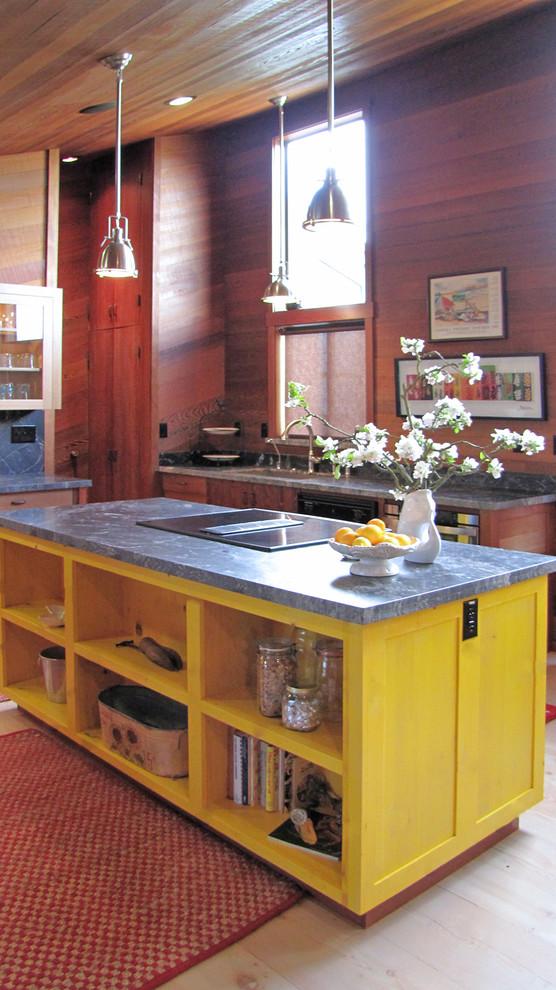 Trendy kitchen photo in San Francisco