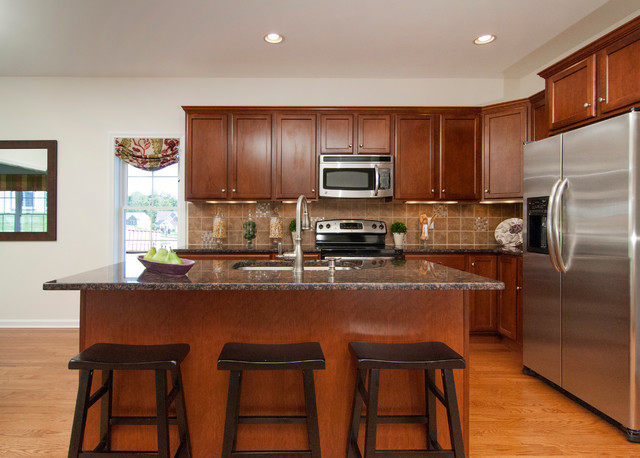 Sonoma Woods Traditional Kitchen Other Metro By Sunwood Development