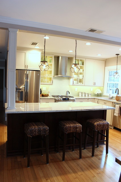 Sophisticated charm in south tampa for Cuisine classique chic